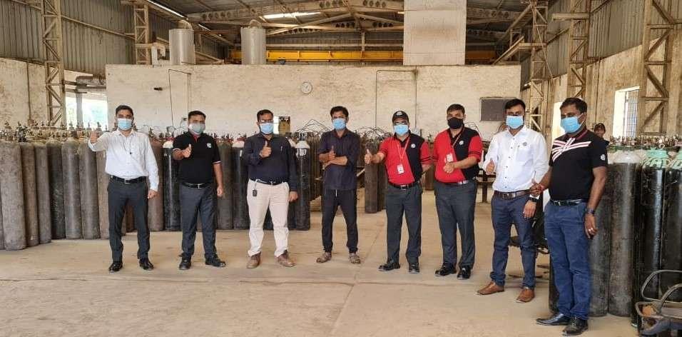 वैद्यकीय ऑक्सिजन उत्पादन वाढवण्यासाठी 'एमजी मोटर इंडिया'चा पुढाकार